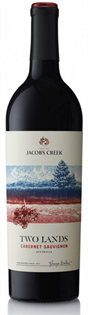 Jacob's Creek Cabernet Sauvignon Two Lands 2013 750ml